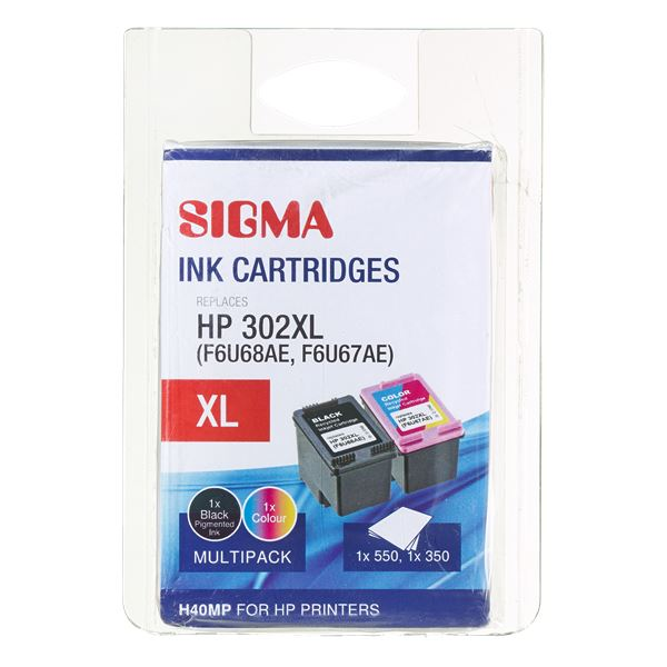 Sigma Tintenpatronen Multipack H40