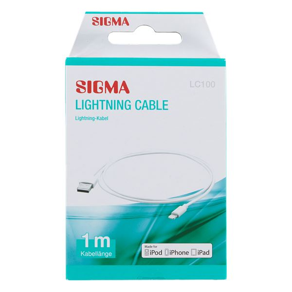 Sigma Lightning Kabel