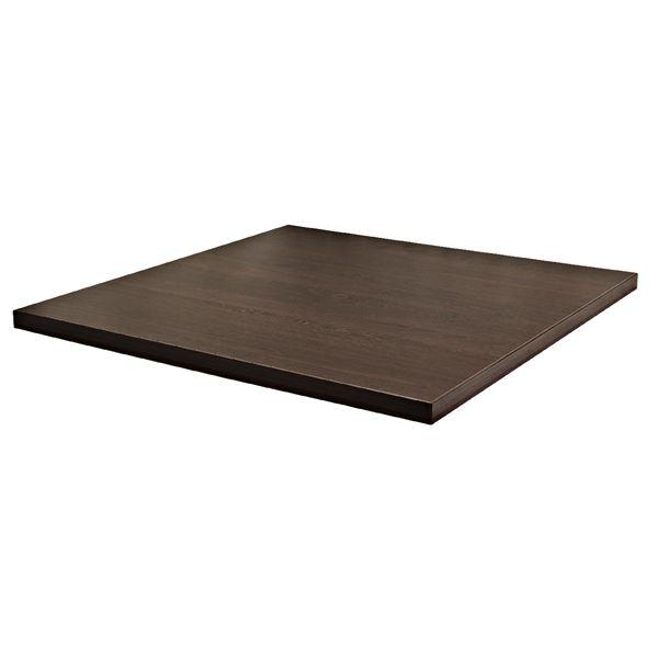 Valero Tischplatte Tavola Braun
