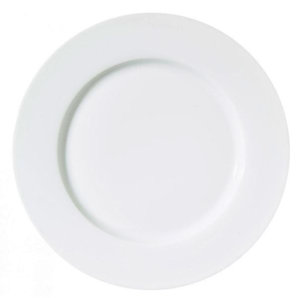 METRO Professional Fine Dining Teller Flach Ø 24 cm
