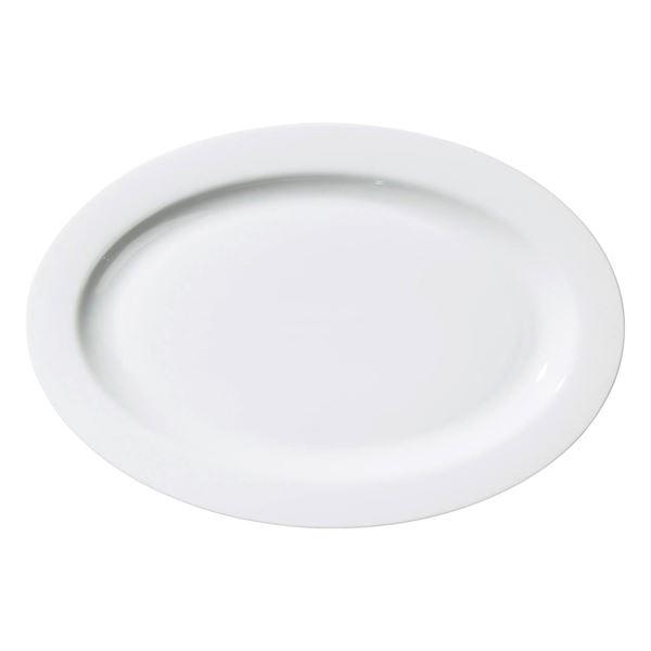 METRO Professional Fine Dining Platte oval Tief Ø 35 cm