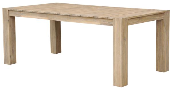 Tarrington House Tisch Darlington 200 x 100 cm Akazienholz