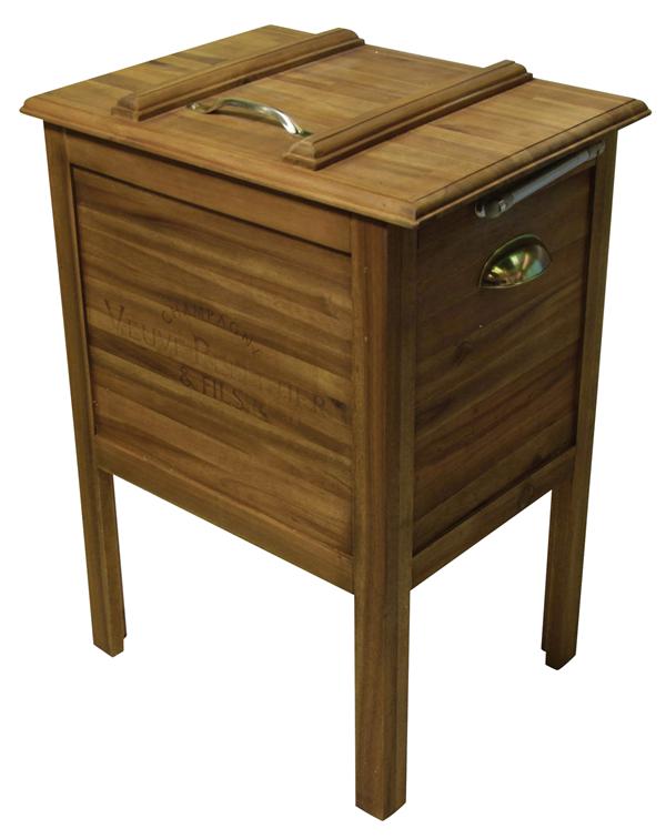 Holzkühlbox Akazienholz