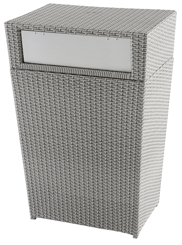 METRO Professional Abfallbehälter Off-White