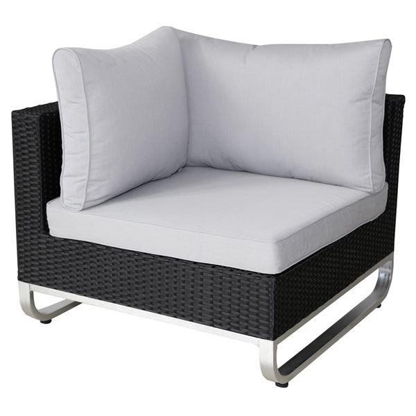 Metro Professional Eckelement Samoa Loungemöbel Outdoor Möbel