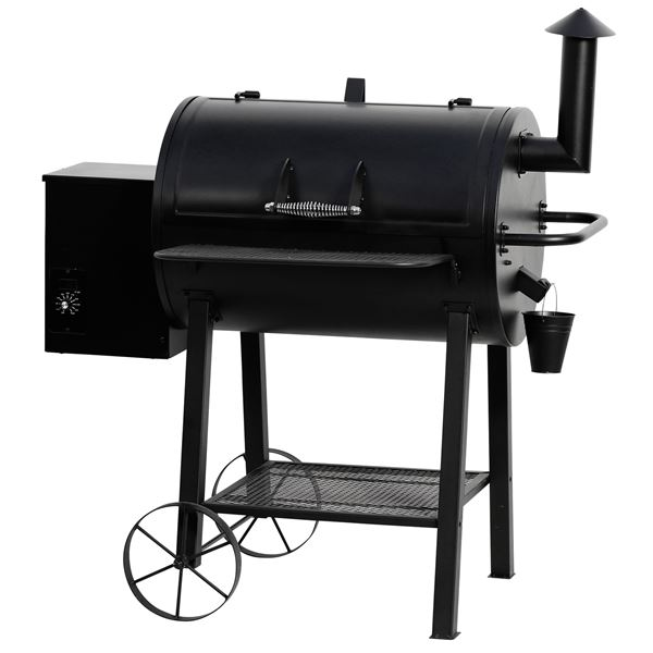 Tarrington House Pelletgrill Smoker 49,5 x 24 cm