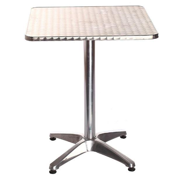 METRO Professional Tisch Torino Silber