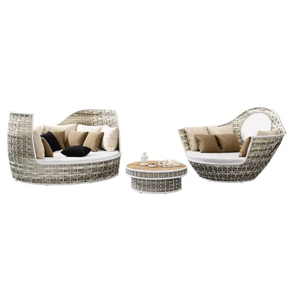 High Gold Sofa Set Big | Loungemöbel | Outdoor-Möbel | Outdoor | METRO