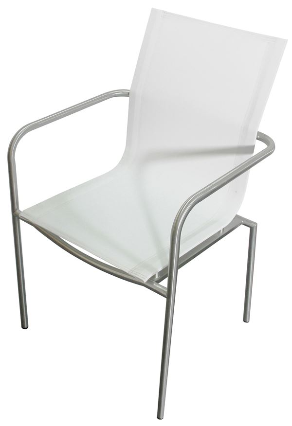 METRO Professional Stuhl Milano Weiß