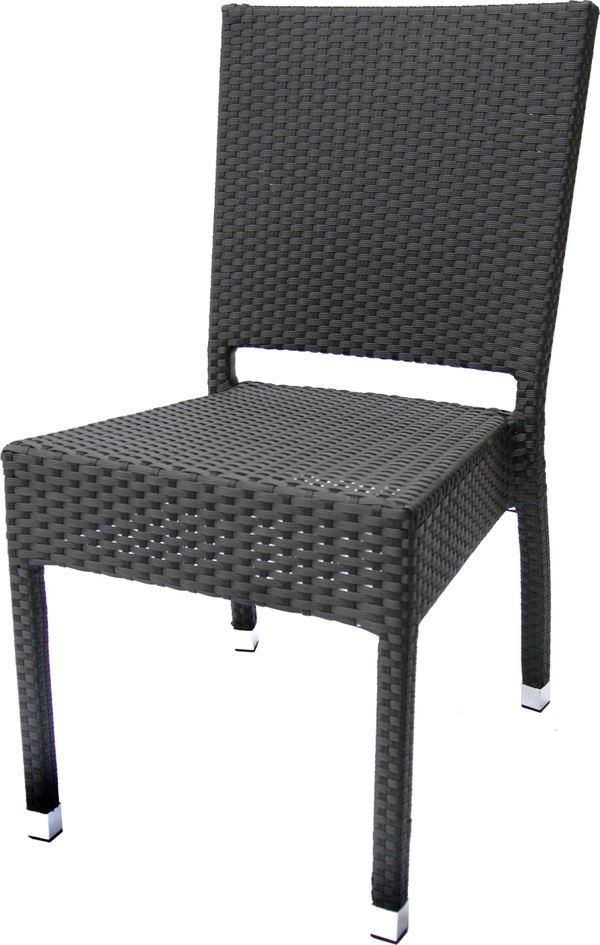 METRO Professional Stuhl Barbados Schwarz
