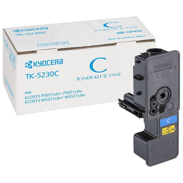 Kyocera Toner TK-5230C