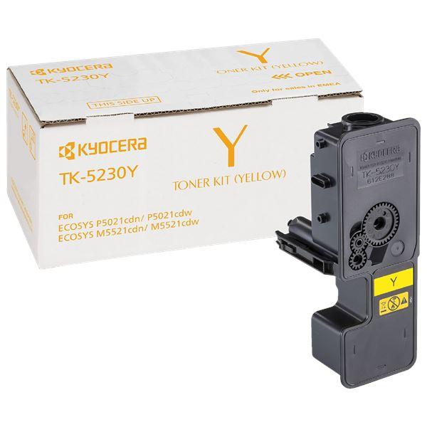 Kyocera Toner TK-5230Y