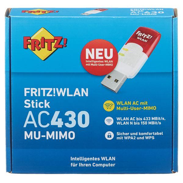 Avm Fritz! Wlan Stick AC 430 MU-MIMO