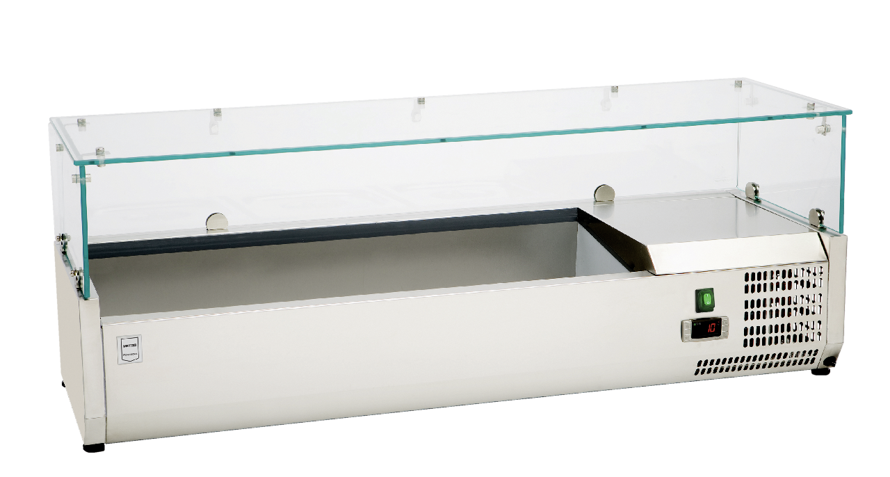 Mini Kühlschrank Metro : Metro professional gg aufsatzkühlvitrine ghs kühlschränke