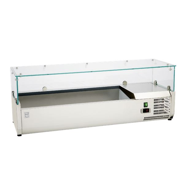 METRO Professional GG Aufsatzkühlvitrine GHS 2600