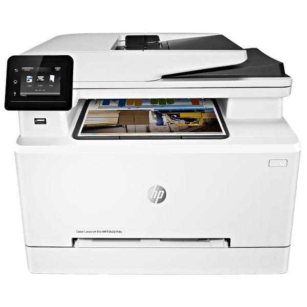 HP Color Laser Jet Pro-MFP M281 fdn Farblaser Multifunktionsdrucker