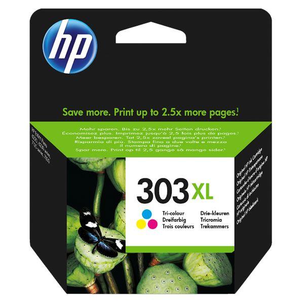 HP Tintenpatrone 303XL