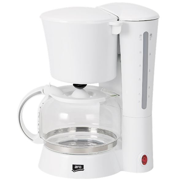 aro Kaffeemaschine CM 1216 mit Glaskanne