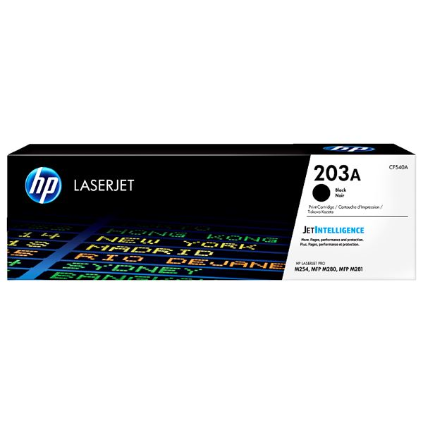 HP Toner 203A Black