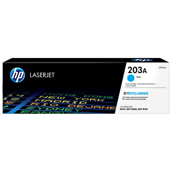 HP Toner 203A Cyan