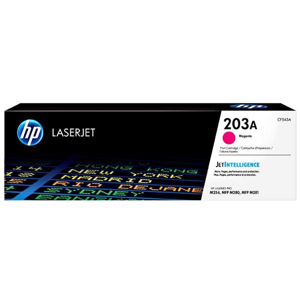 HP Toner 203A Magenta