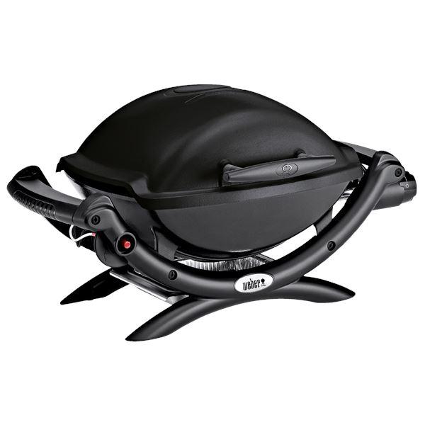 Weber Q 1000 Black Gasgrill