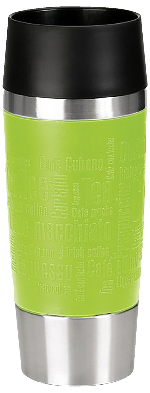 Emsa Travel Mug Isolierbecher Limette