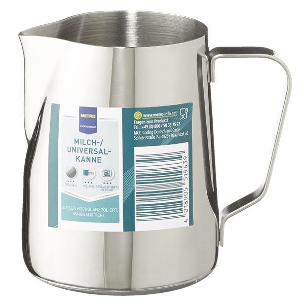 METRO Professional Milch-/ Universalkanne 0,35 l