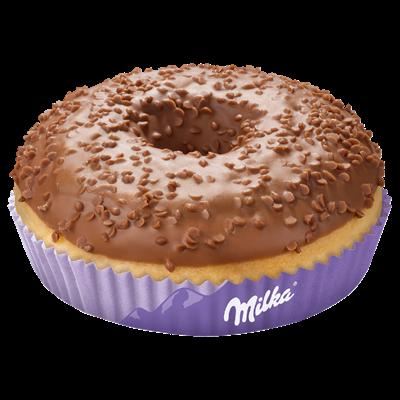 Metro De Milka Donut Gefuellt