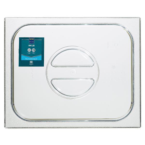METRO Professional GN Deckel 1/2 Polycarbonat (PC)