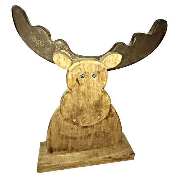 Tarrington House Holz-Elch 44,5 cm