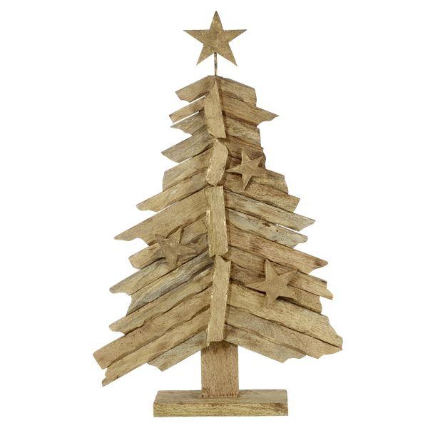 Tarrington House Holz-Baum 84 cm