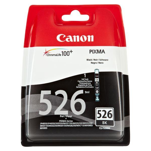 Canon Tintenpatrone CLI 526BK