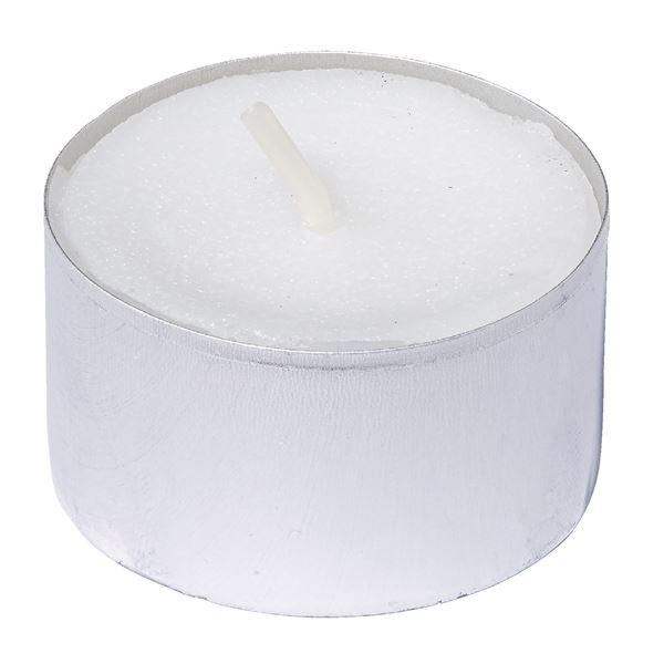 METRO Professional Teelichter 22 x Ø 39 mm Weiß 8 Std. - 100 Stück