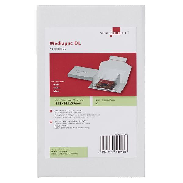 Smartbox Mediapac Maxi für 1-3 CDs