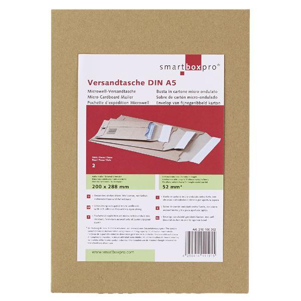 Smartbox Versandtasche DIN A5