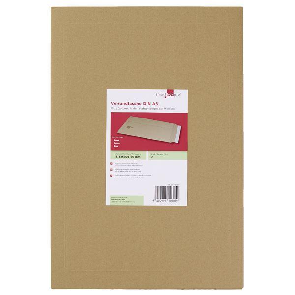 Smartbox Versandtasche DIN A3 - 2 Stück