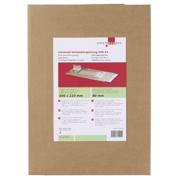 Smartbox Universalverpackung - 2 Stück