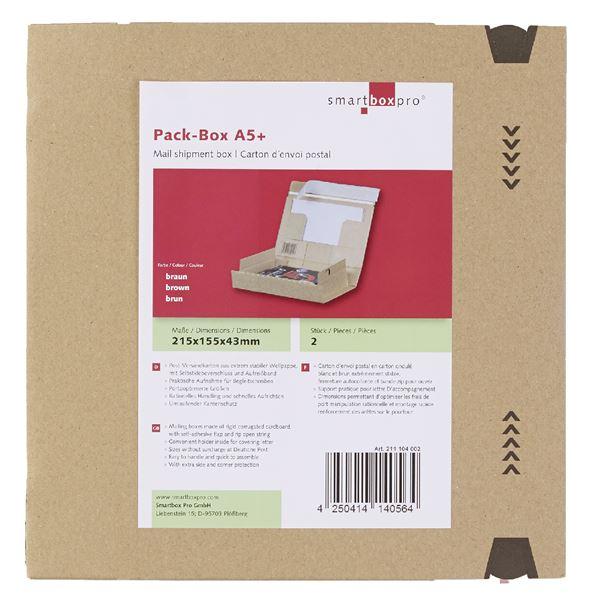 Smartbox Packbox A5 + - 2 Stück