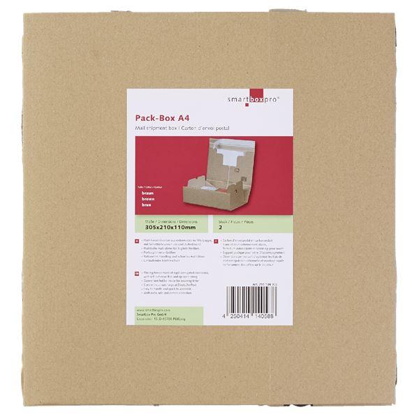 Smartbox Packbox A4 - 2 Stück
