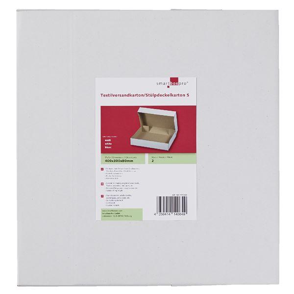 Smartbox Textil/Stülpdeckelkarton - 2tück