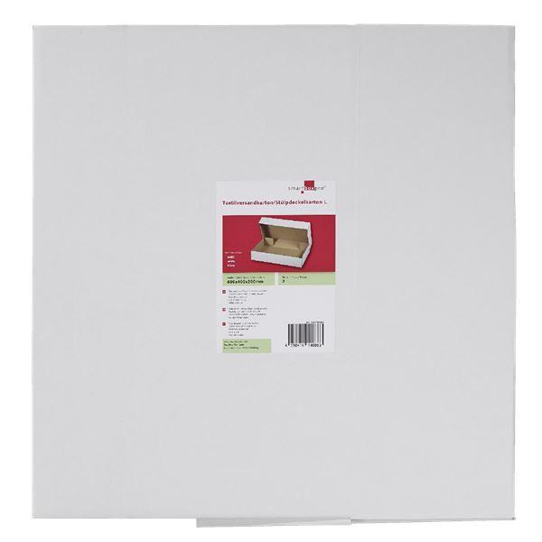 Smartbox Textil/Stülpdeckelkarton