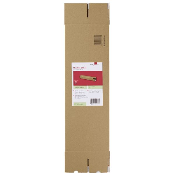 Smartbox Plan-Box A1 mit doppelter Haftklebung DIN A1