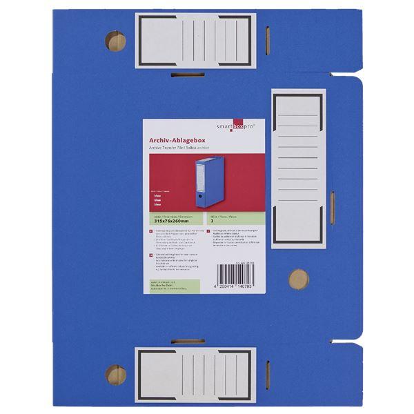 Smartbox Archiv-Ablagebox - 2 Stück