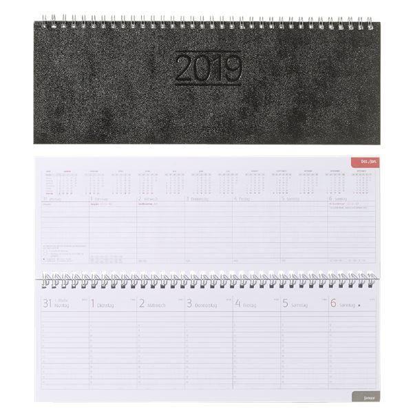 Sigma Tischkalender 2019