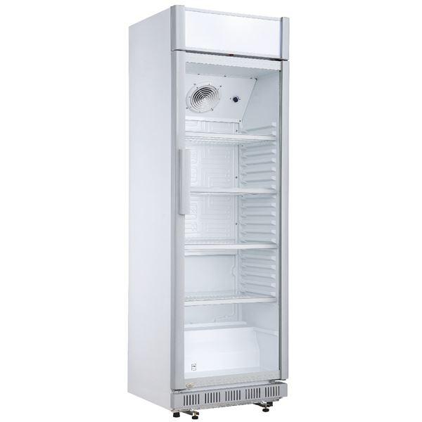 Glastürkühlschrank HSC 2350