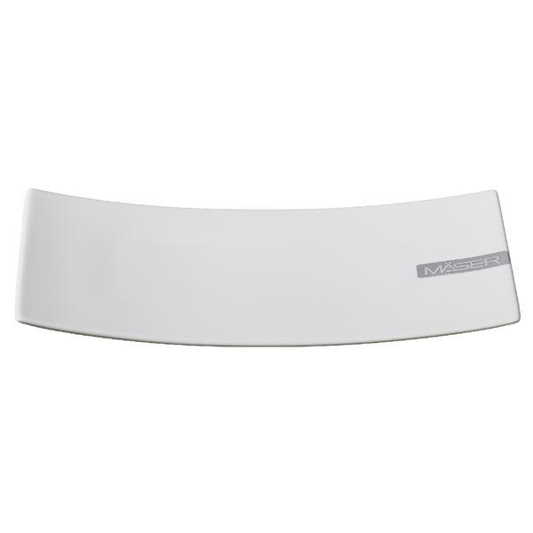 Maeser Platte rechteckig 15  x  30 cm