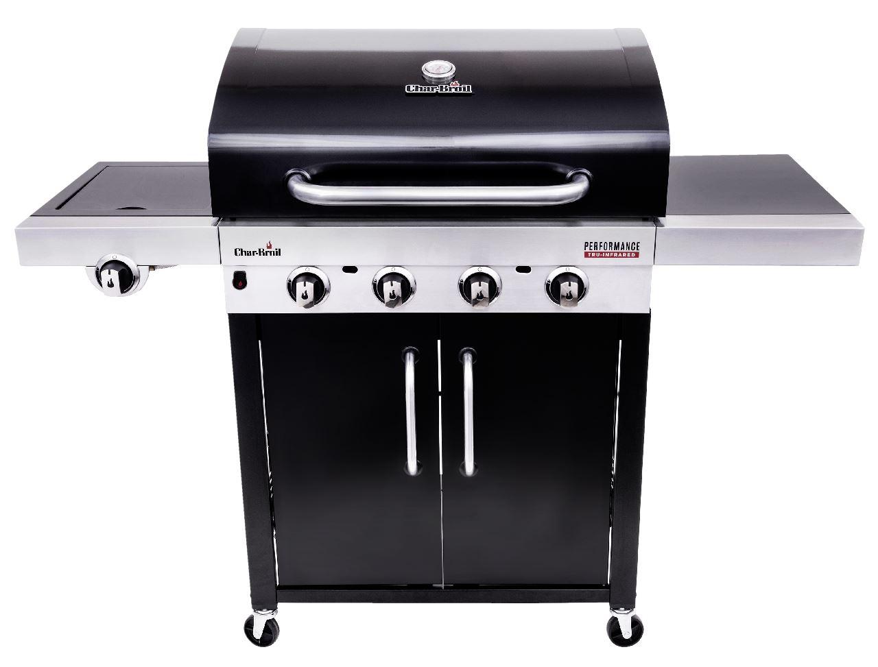 Outdoorküche Gasgrill Xxl : Char broil gasgrill performance 440b gasgrills grillen outdoor