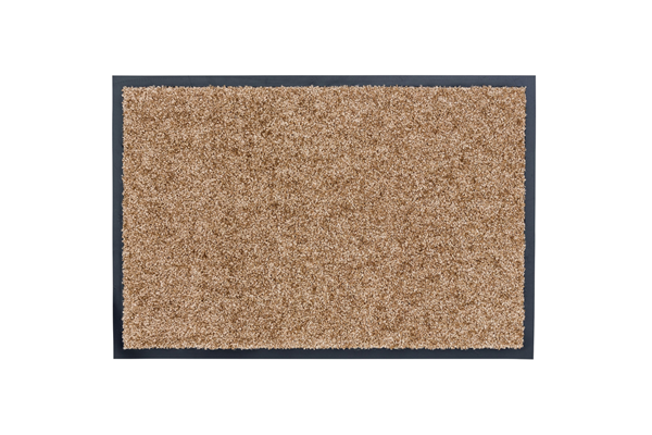 Astra Fußmatte Proper Tex Uni Sand 60  x  40 cm