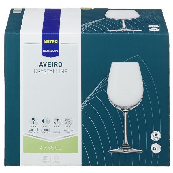 METRO Professional Aveiro Weißweinglas 35 cl - 6 Stück